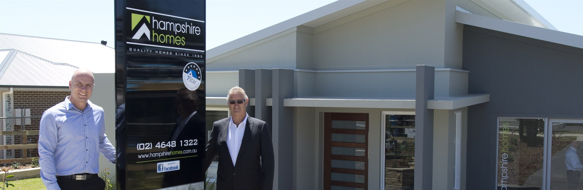 Hampshire Homes | Display Home | Bingara Gorge