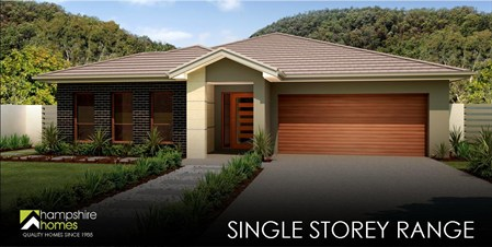 Single Storey · Double Storey · Acreage · Custom Design ...